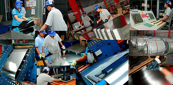Teerachai Steel Corporation Limited: 通过 G suite 进行工作场所协作转型