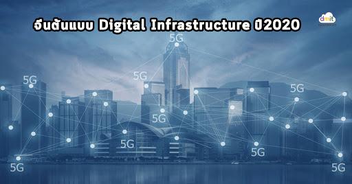 จีนต้นแบบ Digital Infrastructure ปี2020