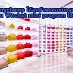 Longchamp ให้ลูกค้าออกเเบบกระเป๋าผ่าน Wechat mini programได้เอง