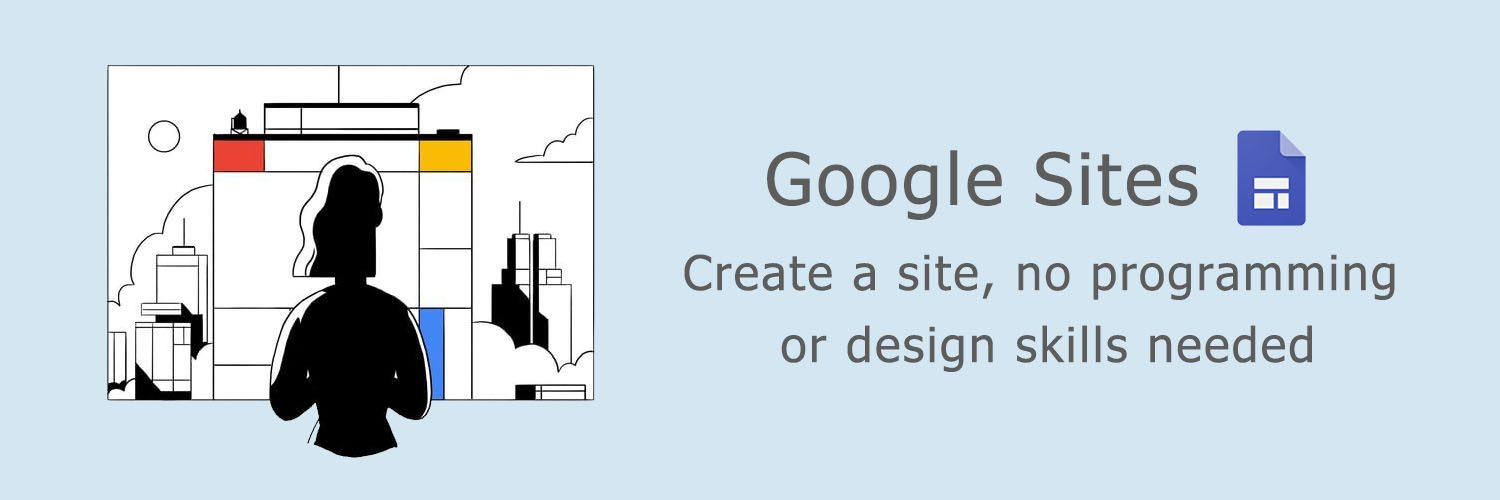 page google sites